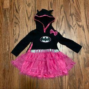 2T Girls Batman Dress